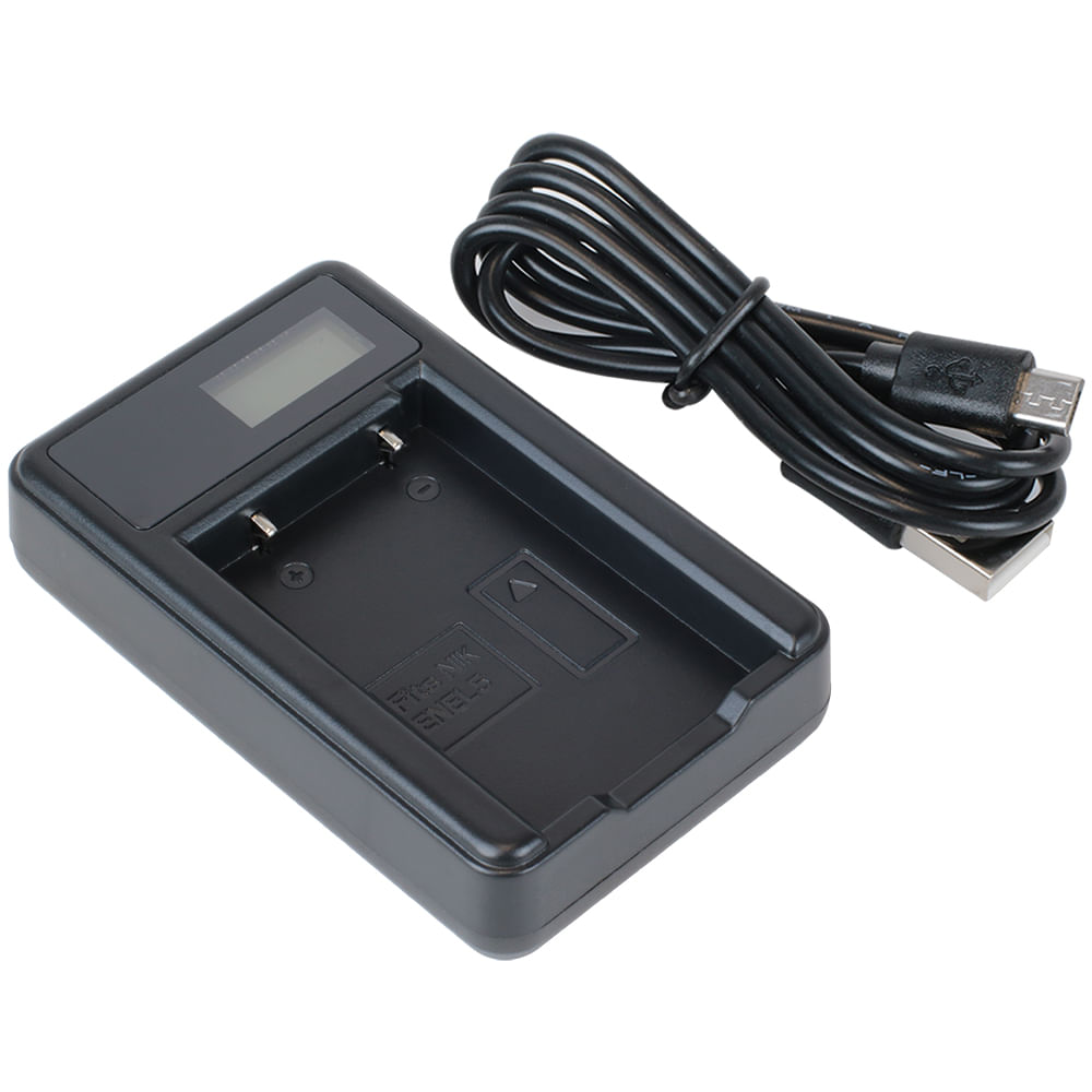 Carregador-para-Bateria-Nikon-Coolpix-3700-1
