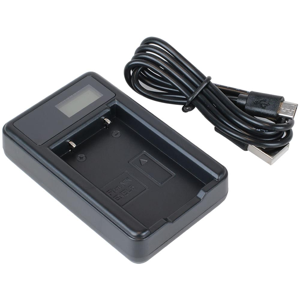 Carregador-para-Bateria-Nikon-Coolpix-P4200-1