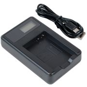 Carregador-para-Bateria-Sony-Cyber-shot-DSC-W390-1