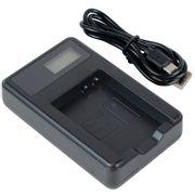 Carregador-para-Bateria-Sony-Cyber-shot-DSC-WX7B-1