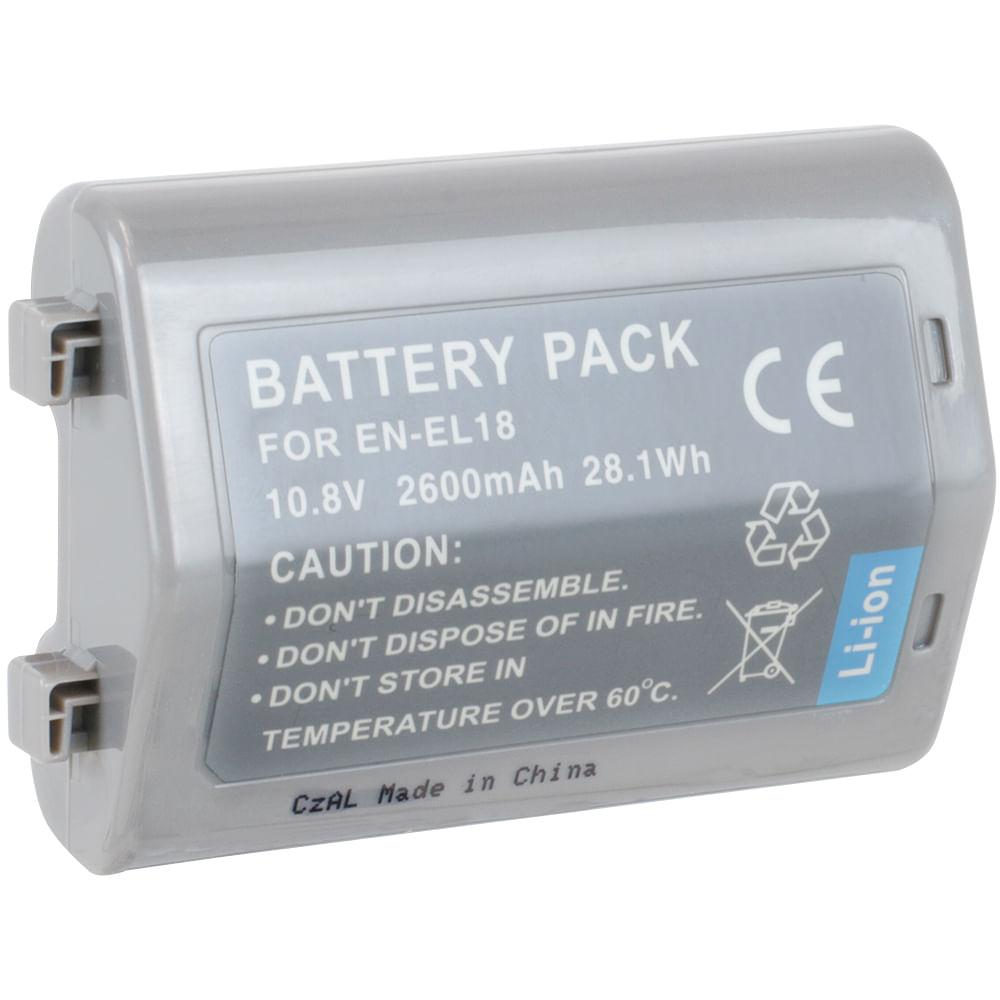 Bateria-para-Camera-Nikon-EN-EL18-1