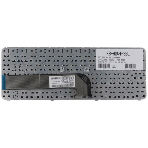 Teclado-para-Notebook-HP-Pavilion-DV4-4100-2