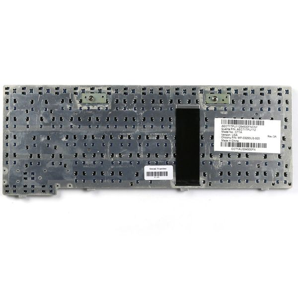 Teclado-para-Notebook-HP--Pavilion-DV1400-2