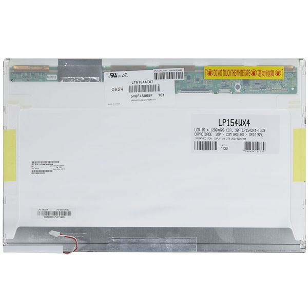 Tela-Notebook-Sony-Vaio-VGN-FE570g---15-4--CCFL-3