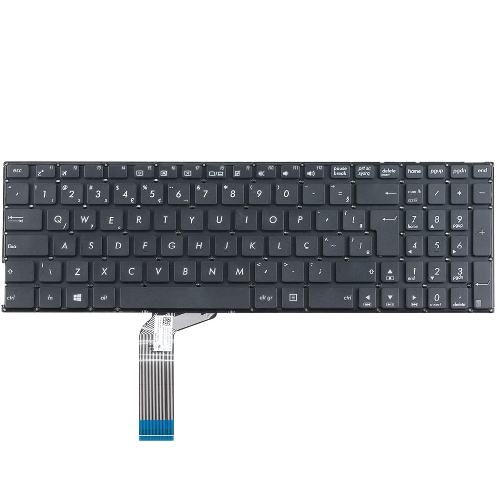 Teclado-para-Notebook-Asus-Z550ma-1