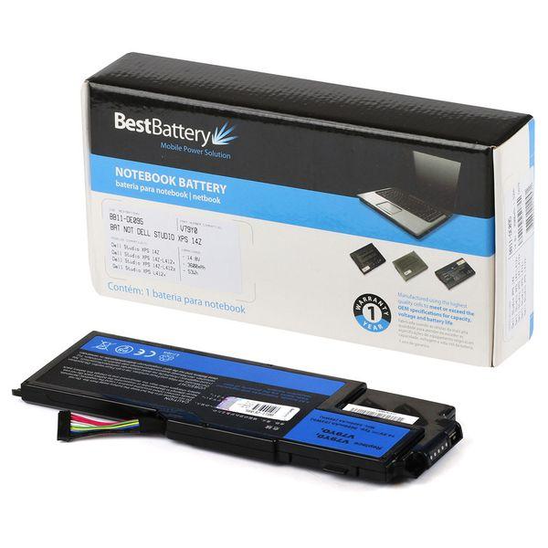 Bateria para Notebook Dell XPS 14Z-L412x - bbbaterias
