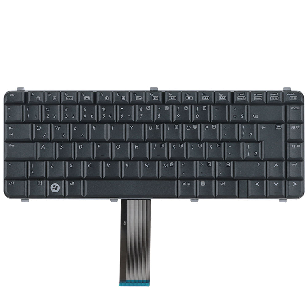Teclado-para-Notebook-Compaq-6730s-1
