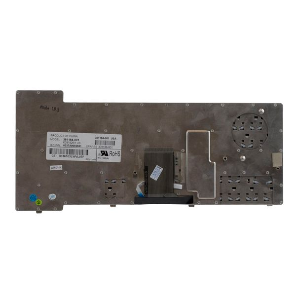 Teclado-para-Notebook-HP-Compaq-NC6130-1