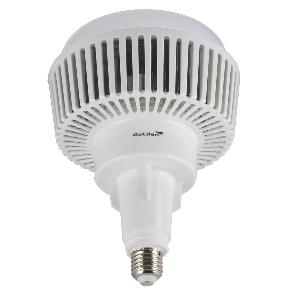 Lampada de led alta pot ncia 65w golden bivolt e27 energilux for Lampada led