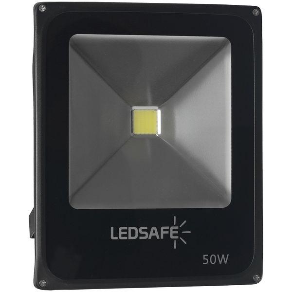 Ledsafe®---Refletor-LED-50W-COB-|-Branco-Frio--6000K--1