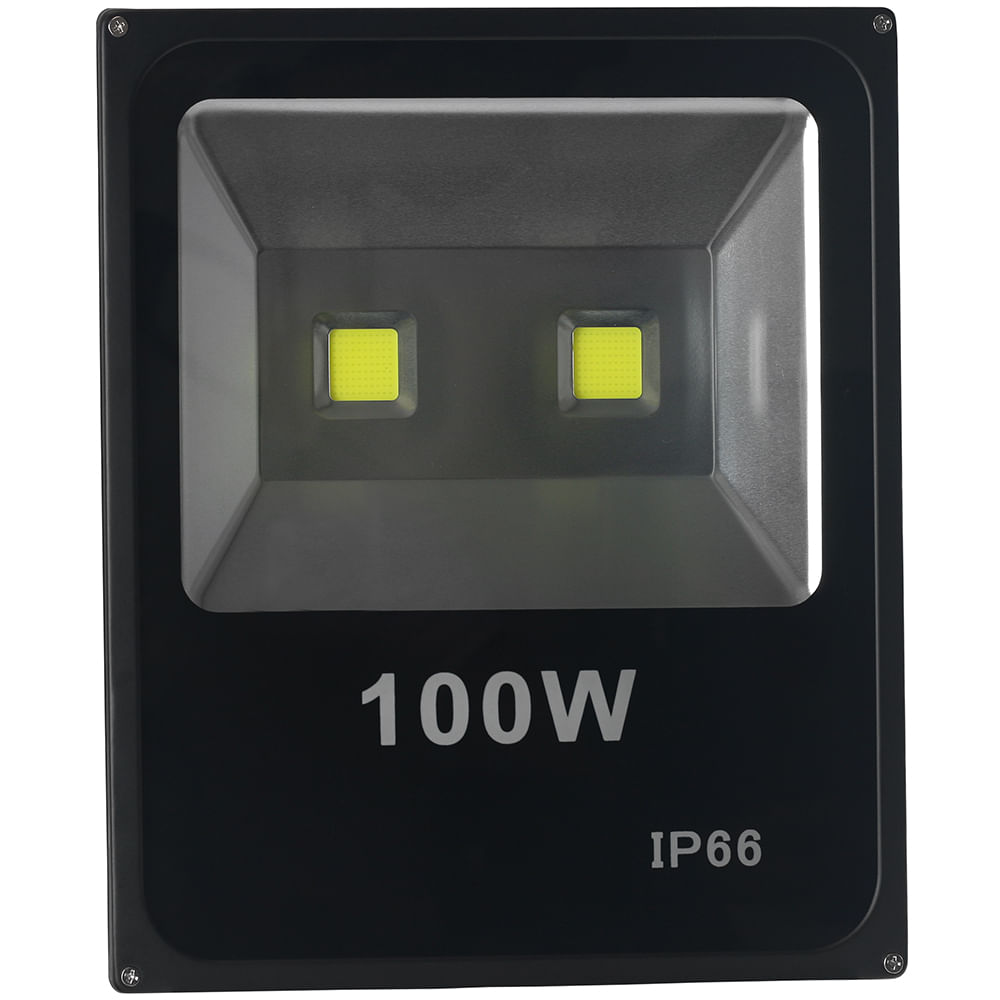 Refletor-de-LED-100W-ECO-Bivolt-|-Branco-Frio--6000K--1