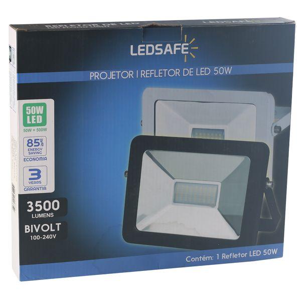 Ledsafe®---Refletor-LED-50W-Design-Branco-|-Branco-Frio--6000K--3