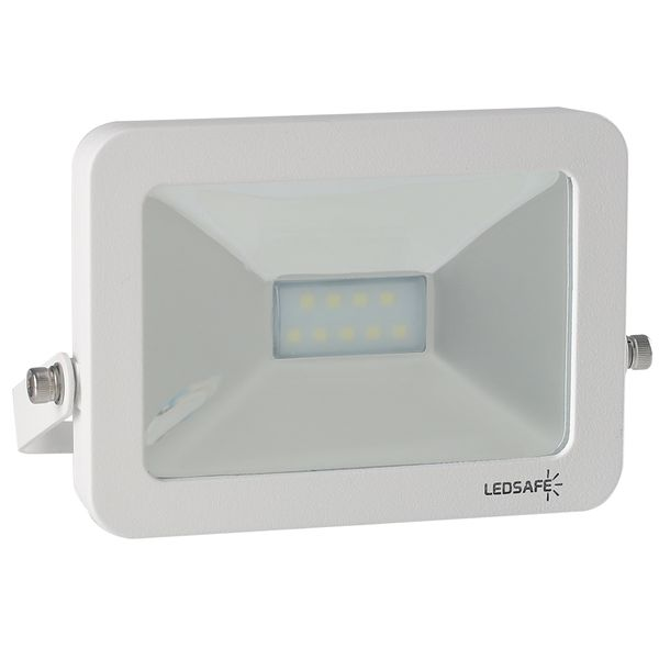 Ledsafe®---Refletor-LED-10W-Design-Branco- -Branco-Frio--6000K--1