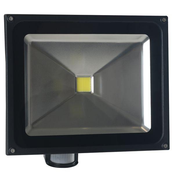 Ledsafe®---Refletor-LED-50W-C-Sensor-Bivolt-|-Branco-Frio--6000K--1