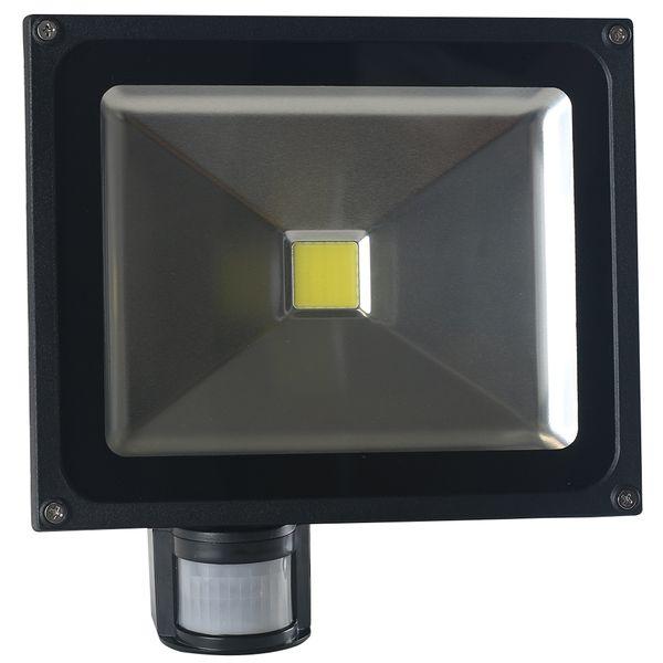 Ledsafe®---Refletor-LED-30W-C-Sensor-Bivolt-|-Branco-Frio--6000K--1