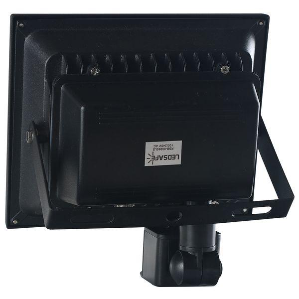 Ledsafe®---Refletor-LED-30W-C-Sensor-Bivolt-|-Branco-Frio--6000K--2