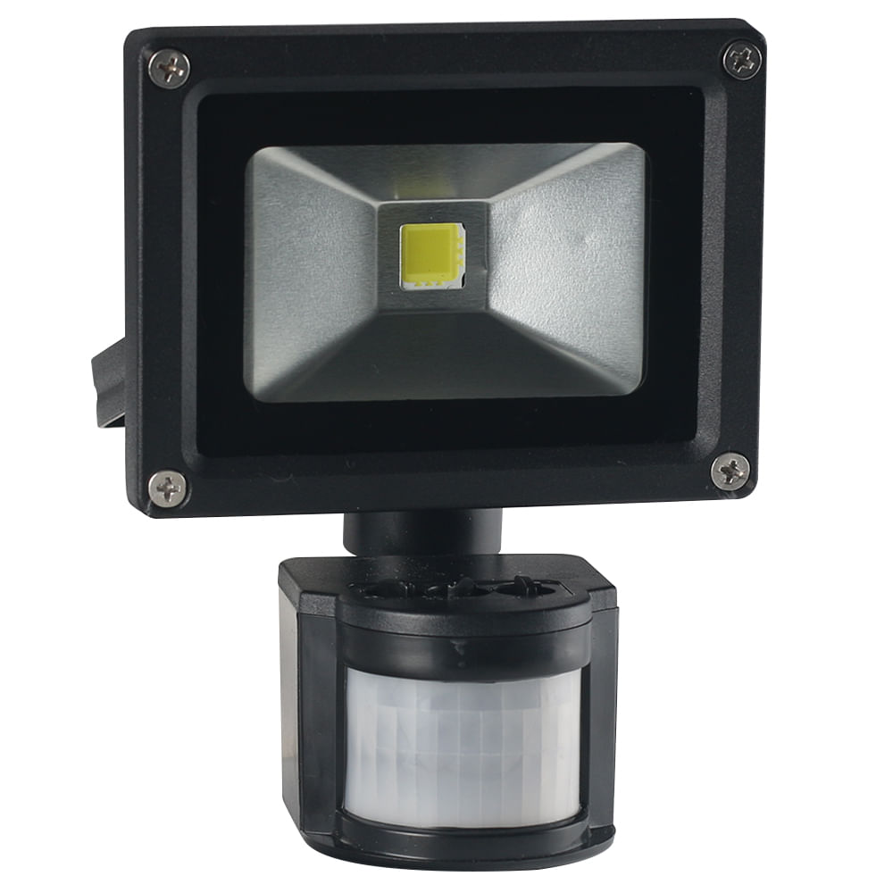 Ledsafe®---Refletor-LED-10W-C-Sensor-Bivolt-|-Branco-Frio--6000K--1