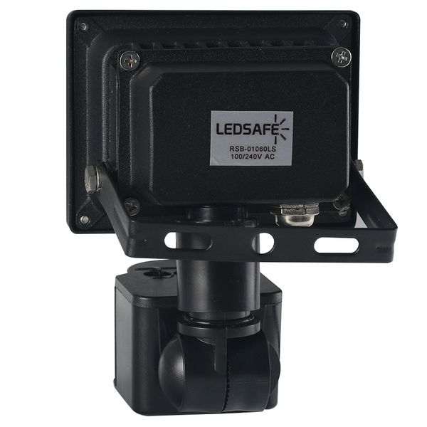 Ledsafe®---Refletor-LED-10W-C-Sensor-Bivolt-|-Branco-Frio--6000K--2