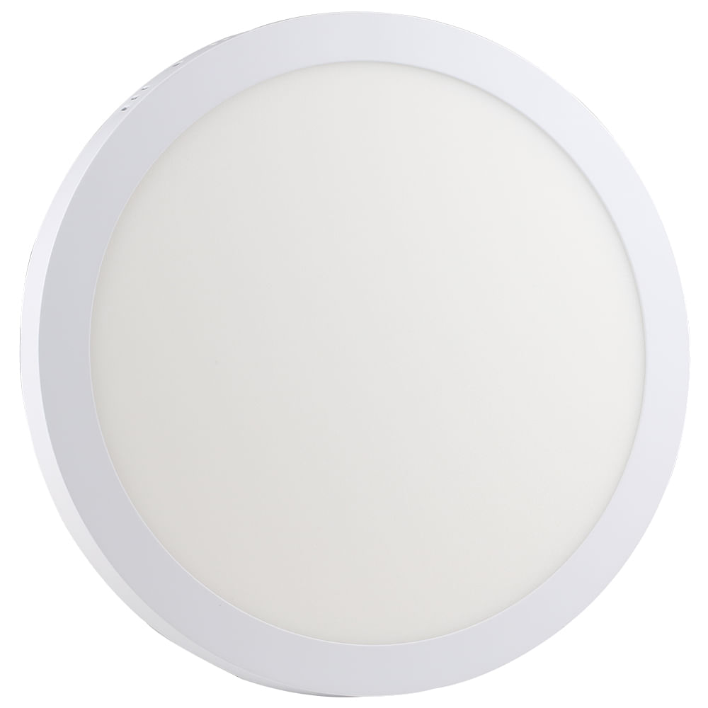Luminaria-Plafon-LED-de-Sobrepor-24W-Redondo-Branco-Quente-Ultra-LED-|-Golden®-1