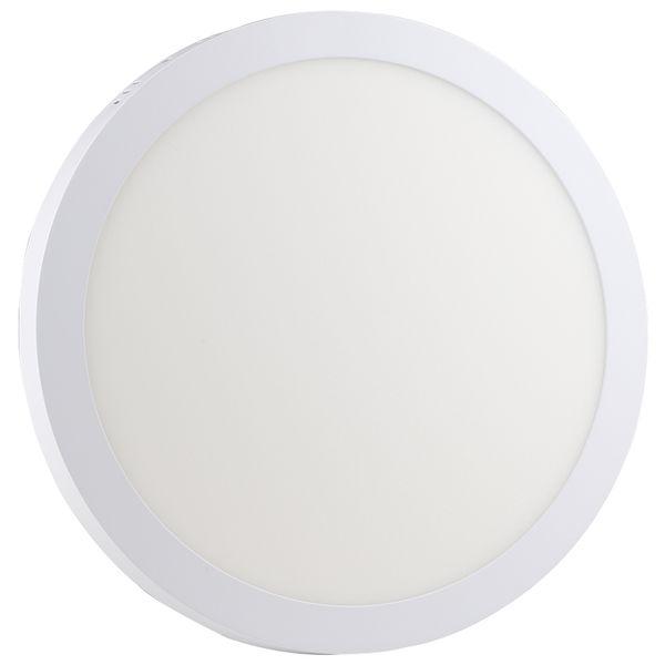 Luminaria-Plafon-LED-de-Sobrepor-24W-Redondo-Branco-Quente-Ultra-LED- -Golden®-1