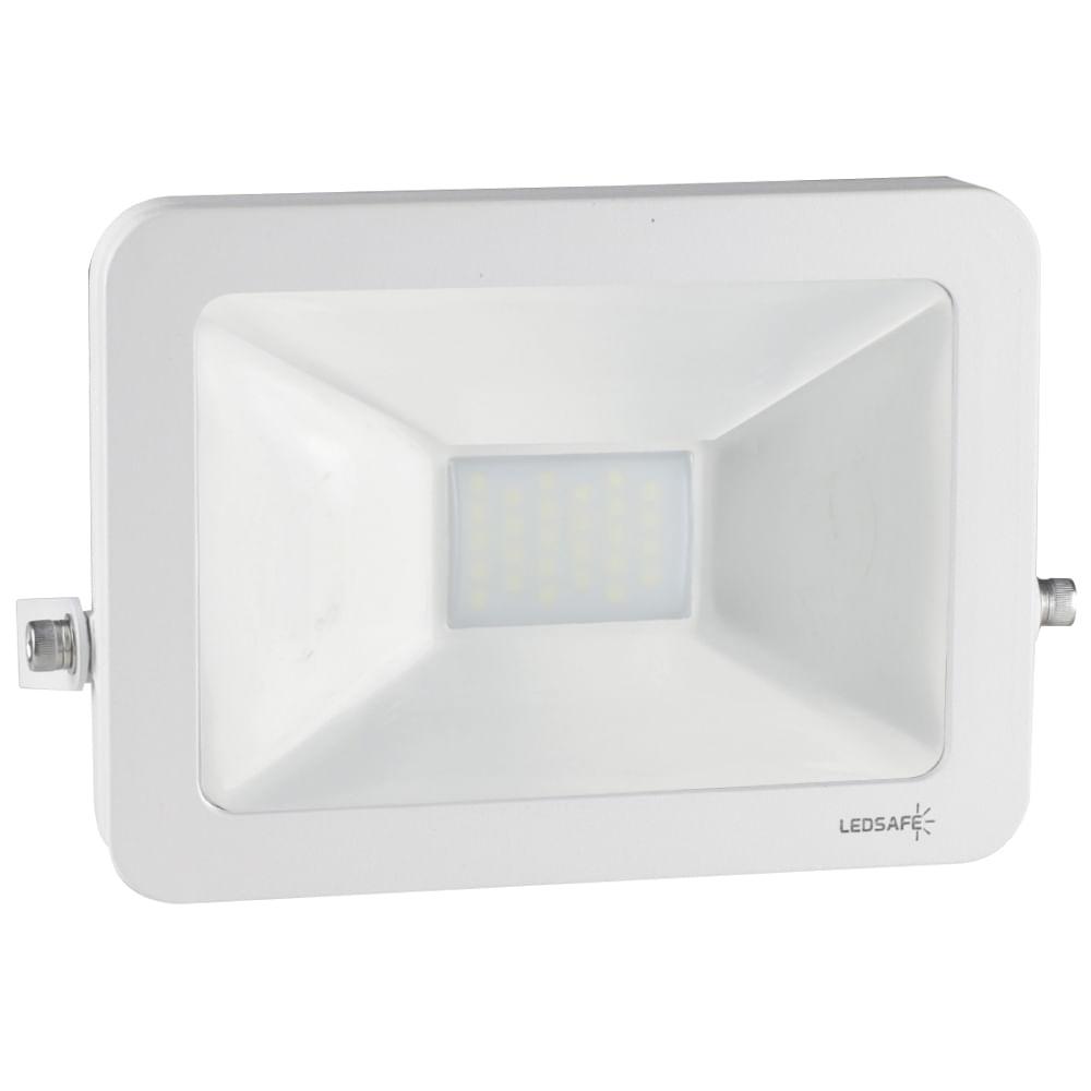 Ledsafe®---Refletor-LED-30W-Design-Branco-|-Branco-Frio--6000K--1