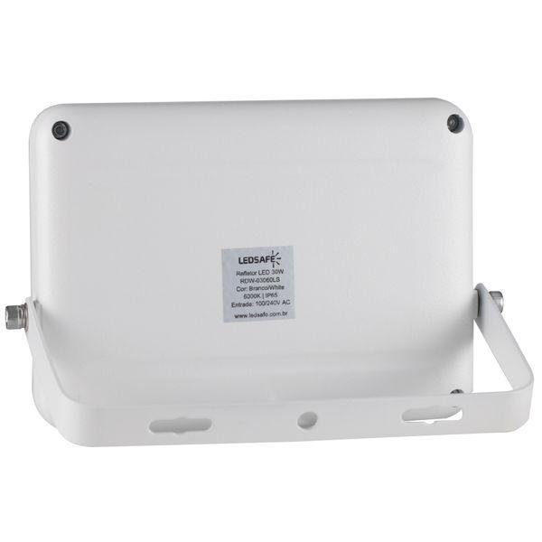 Ledsafe®---Refletor-LED-30W-Design-Branco-|-Branco-Frio--6000K--2