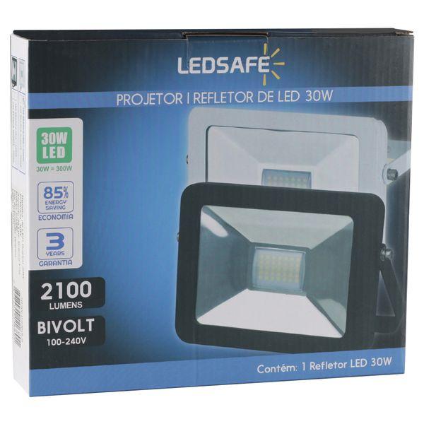 Ledsafe®---Refletor-LED-30W-Design-Branco-|-Branco-Frio--6000K--3