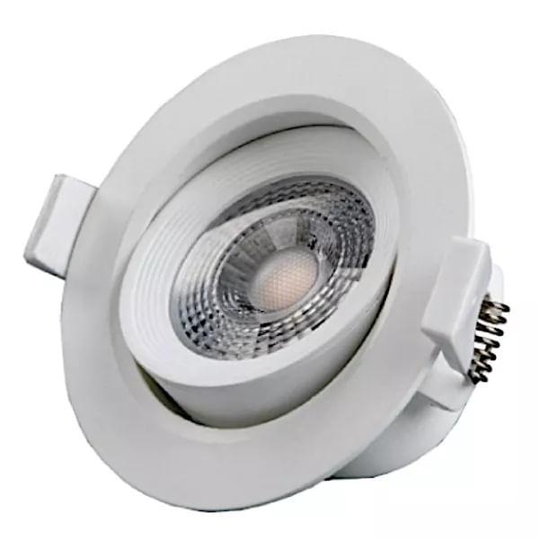 Spot-LED-Sanca-Gesso-5W-Redondo-1